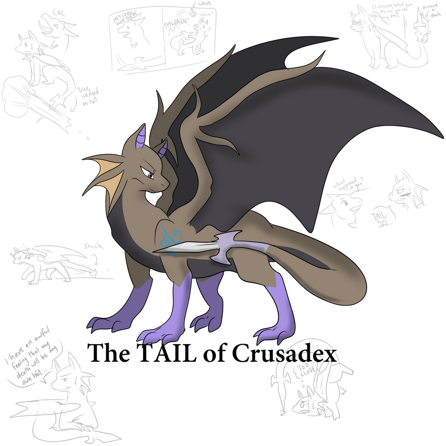 The Tail of Crusadex by Windaura