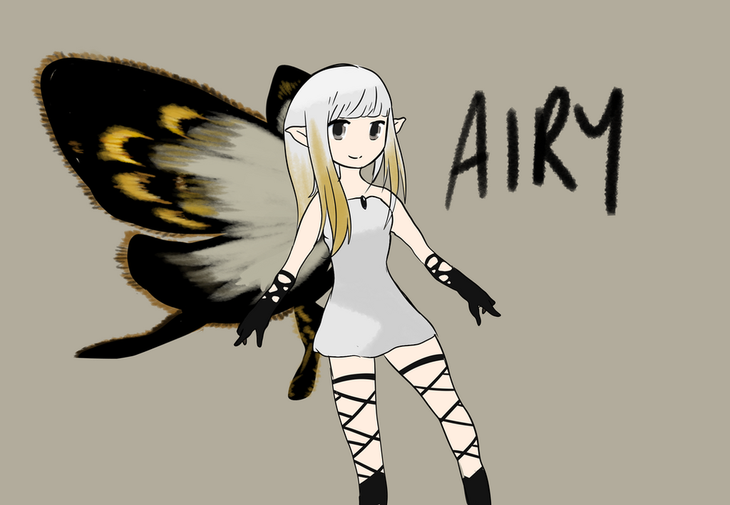 Bravely Default- Airy by Windaura