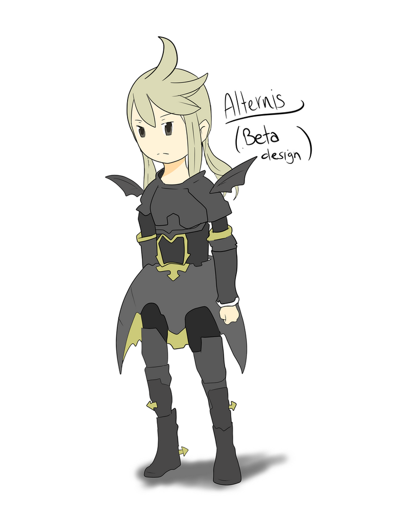 Alternis (Beta) Design by Windaura