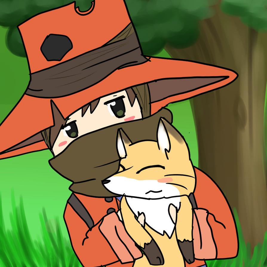 A Furry New Friend by Windaura