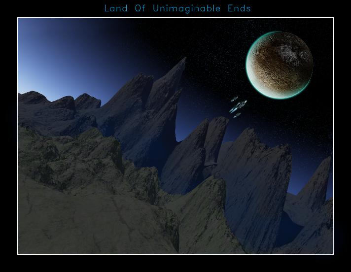 Land of Unimaginable Ends by SlateAir on DeviantArt