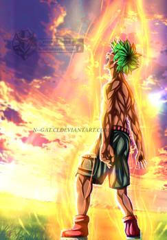 Buko No Hero Academia  Deku   Coloring by: N--GAT