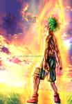 Buko No Hero Academia| Deku | Coloring by: N--GAT