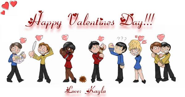 Happy Valentines Day by barkingaardvark