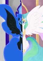Two Goddesses