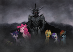 The Dreaded Ares, God of Ponies