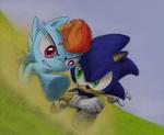 Blue Blurs