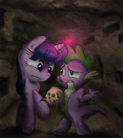 Catacombs of ...what? by Hewison