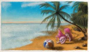 Beach Ball Party