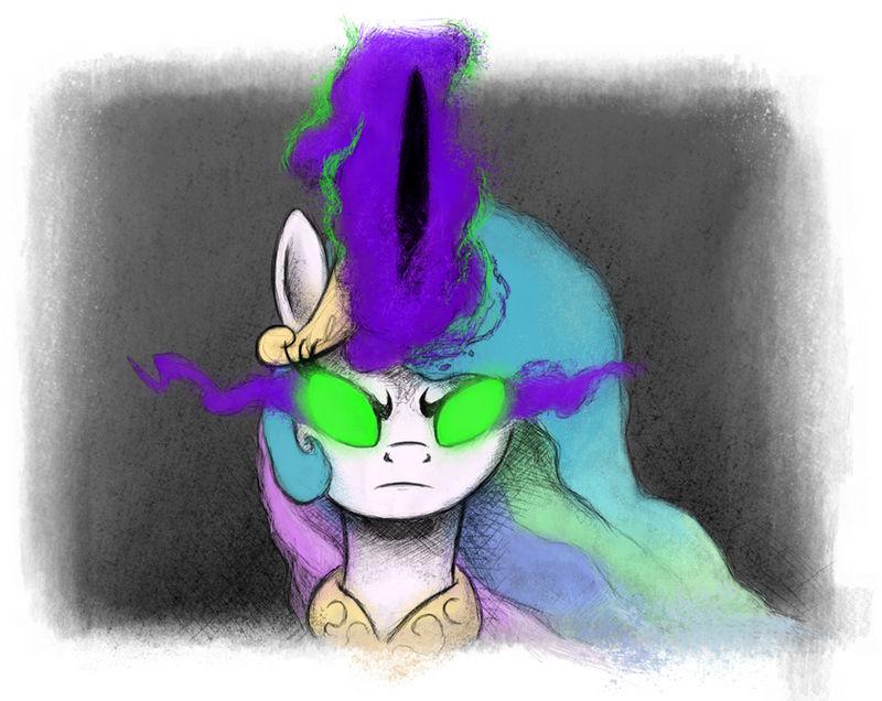 Evil Magic Celestia