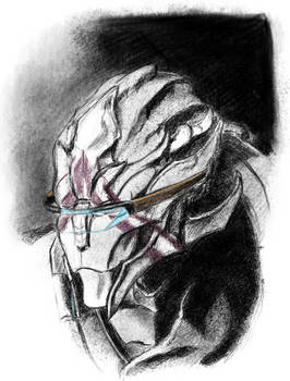 Mass Effect Andromeda - Vetra