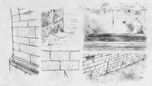 Brick Studies AUG 2019