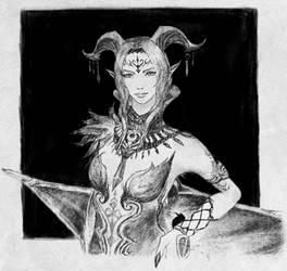 Final Fantasy XI - Lady Lilith