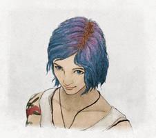 Chloe Hair Dye