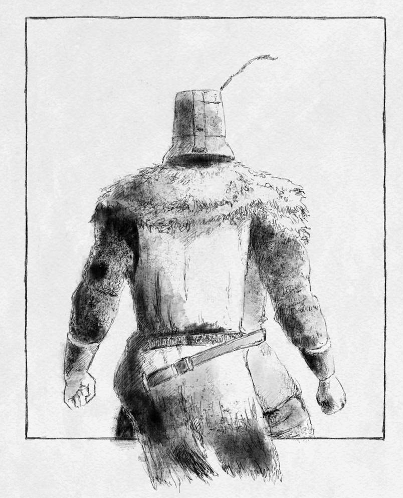 Solaire's Back