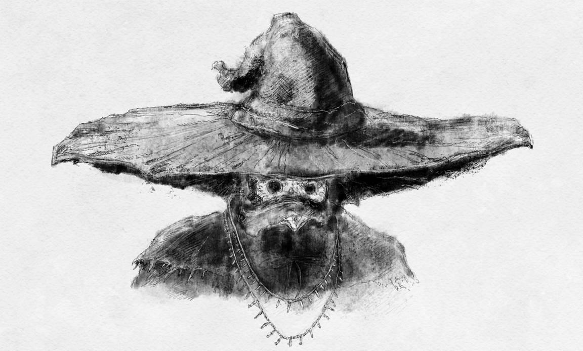Dark Souls 3 - Crystal Sage Sketch