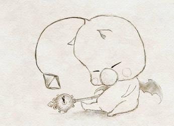 Final Fantasy XIII Sad Mog