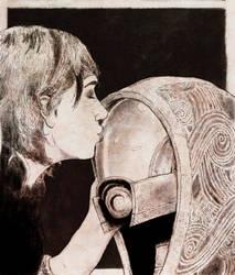 Tali Forehead Kiss