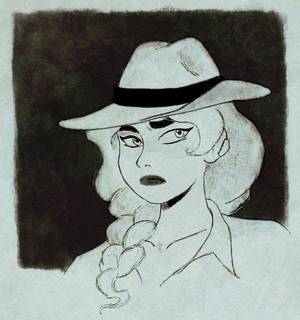 Mermista Hat sketch