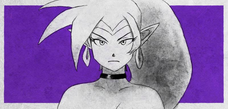 Shantae Cross