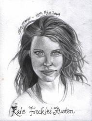 Kate 'Freckles' Austen by Wild-Indigo