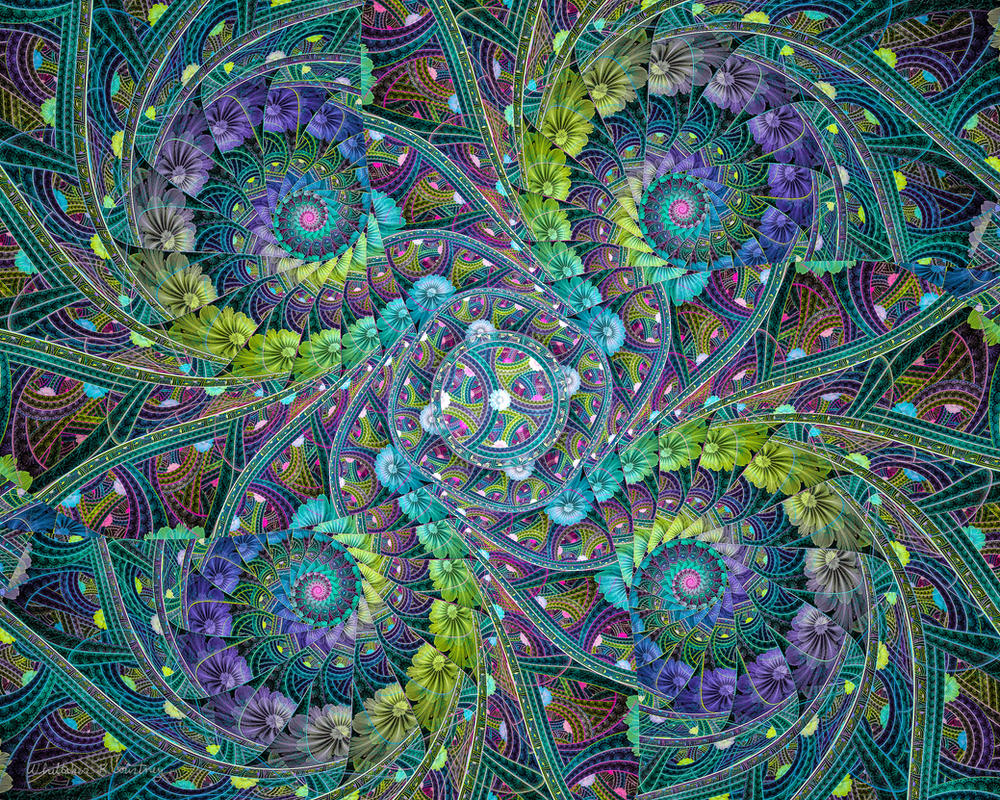 Triple Escher by whitt107