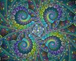 Triple Escher