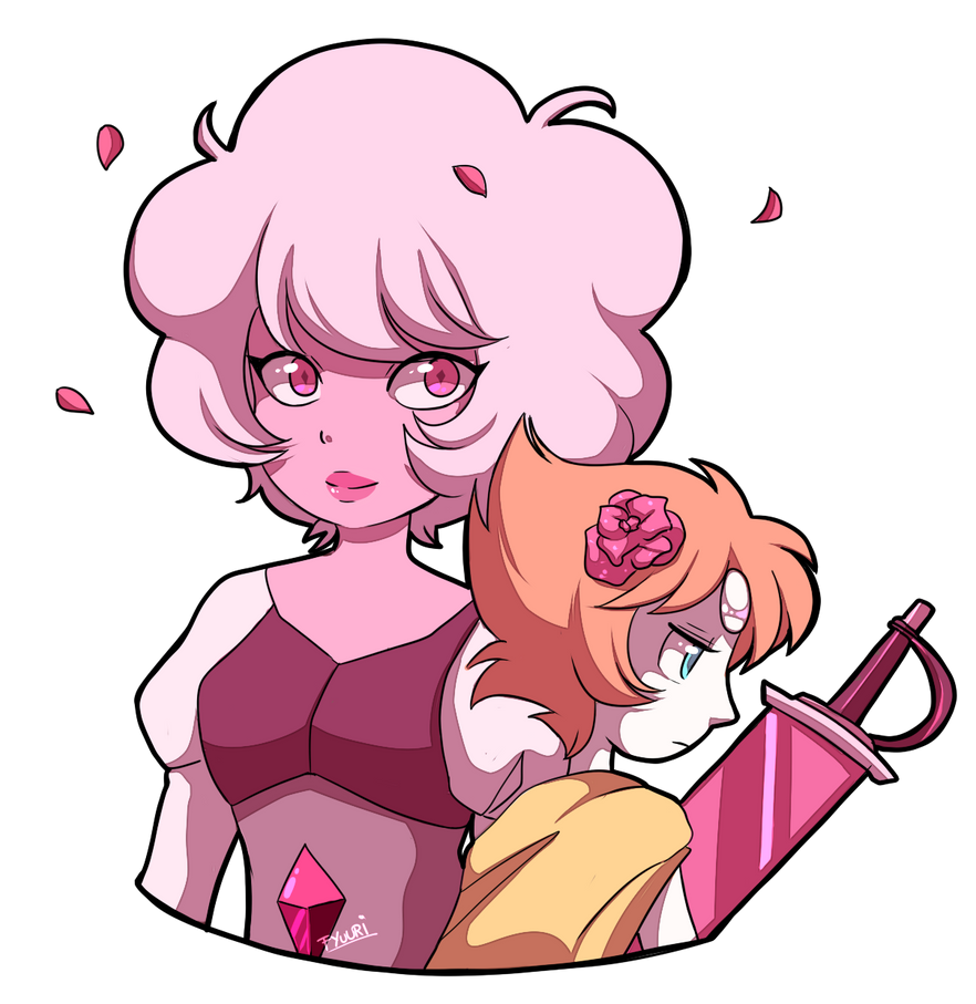Pink and Pearl :3