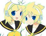 Vocaloid: Rin+Ren