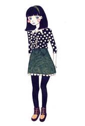 Clara by luc1d-dream