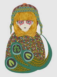 Ayasha by luc1d-dream