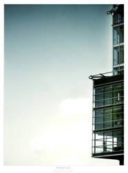 Window to sky by Gustavs