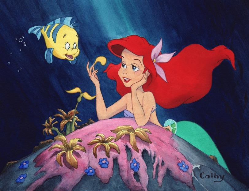 disneys the little mermaid