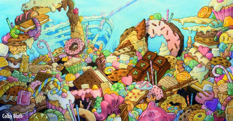 Candy Reef by ColbyBluth