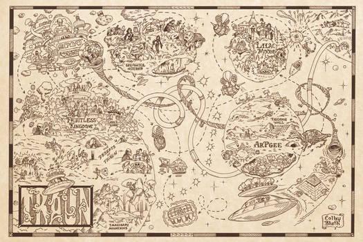 Traun Story Map
