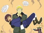 Aph- IT WAS SCARY. by TiffyXD