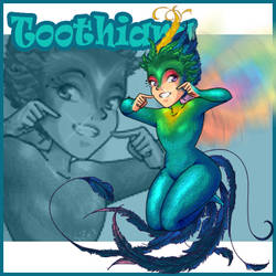 Patch: Toothiana Queen of the Tooth Fairies by Street-Angel