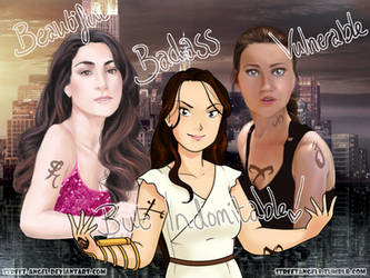Isabelle Lightwood by Street-Angel