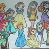 Disney Gurlz by Street-Angel