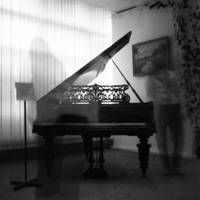 Ghost piano by flytiger