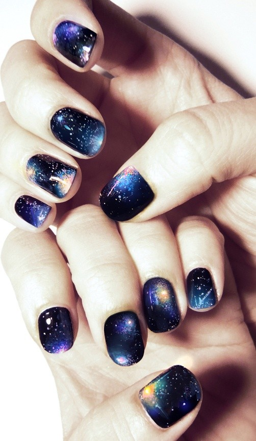 New Years Eve Nail Art Designs1 By Crossrode On Deviantart
