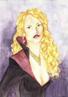 Vamp Challenge: Cersei by sofieoldberg