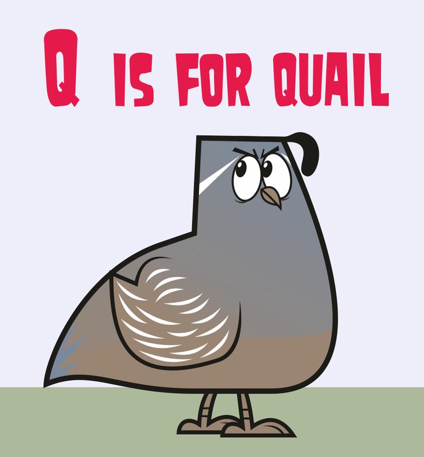 Q Is For Quail Total Drama Animal ABC...