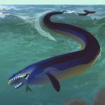 Prehistoric Monsters - Basilosaurus