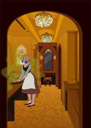 Cinderella's Stinky Job by Juliefan21