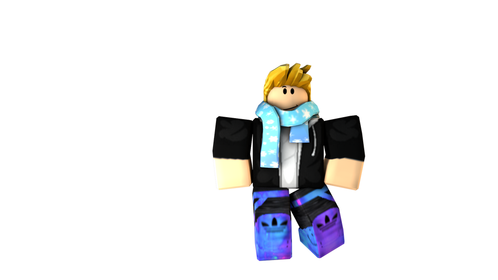 Cool Roblox Render By ChumChow