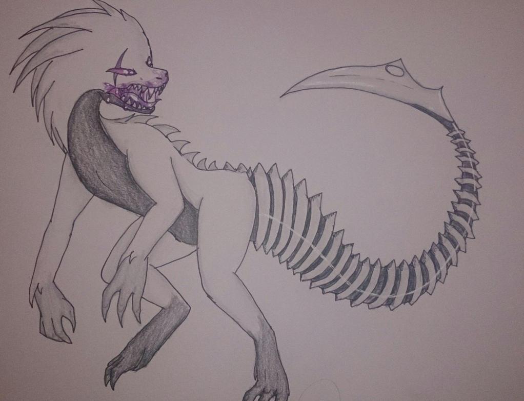Monster by Minka-kitty-Cat