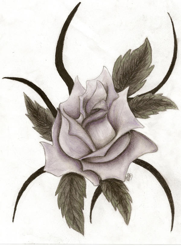 Emo rose by onyx illumination on deviantart - Emo rose pictures ...