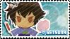 Setsuna stamp by Floryblue12