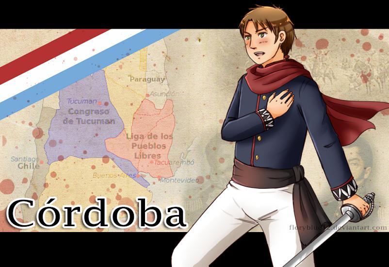 Cordoba by Floryblue12